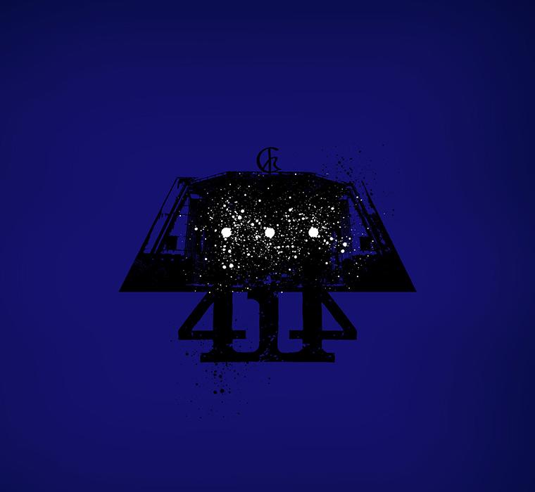 「414」アルバムジャケット