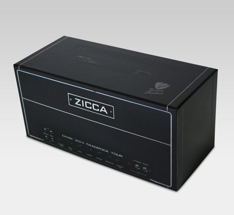 ZICCA PICKER 2014 BOX